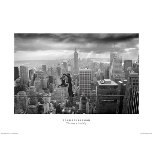Fearless Passion by Thomas Barbey Photographic Print