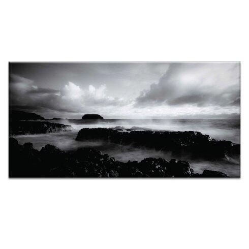 Storm Shelf by Caroline Gorka Photographic Print Wrapped on Canvas