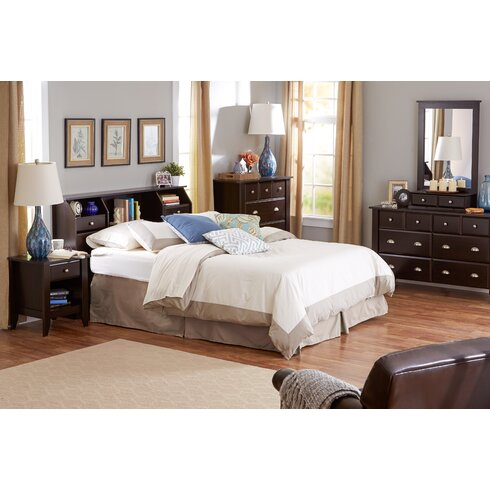 Revere Platform Customizable Bedroom Set
