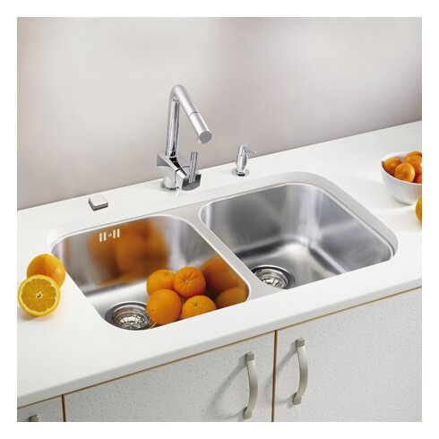 alveus duo 30 752cm x 44cm kitchen sink - Kitchen Sink Uk
