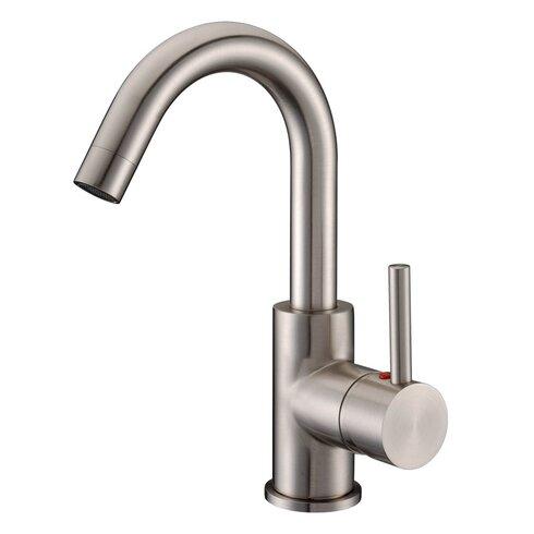 Cadell Single Handle Single Hole Bathroom FaucetReviewsWayfair