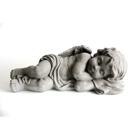 Angel Lying Statue