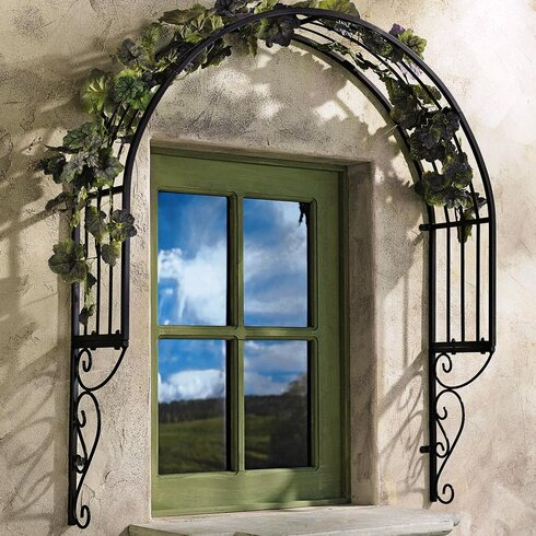 Garden Division Thornbury Garden Window Trellis