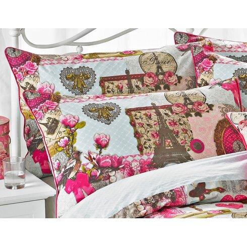 Parisian Housewife Pillowcase