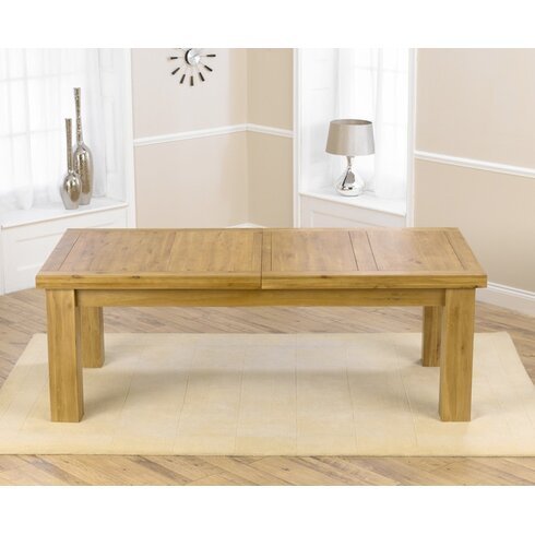 Patricia Extendable Dining Table and 8 Chairs