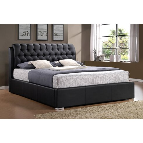 Essex Upholstered Double Bed Frame