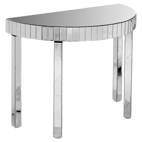 Semi Circle Console Table