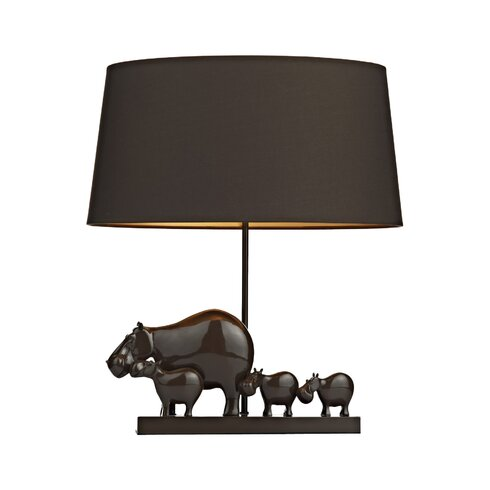 Hippo 53cm Table Lamp