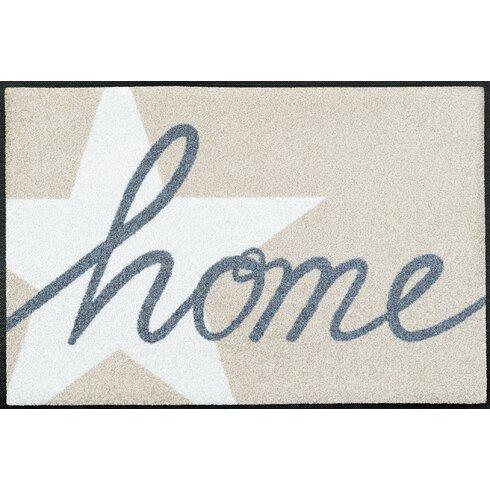 Fußmatte Home Star