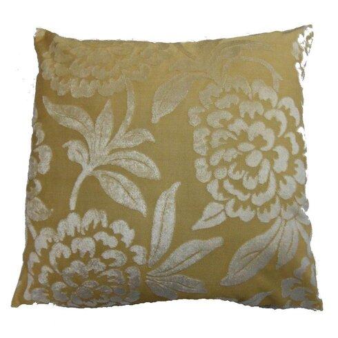Festive Flowers Cushion Cover