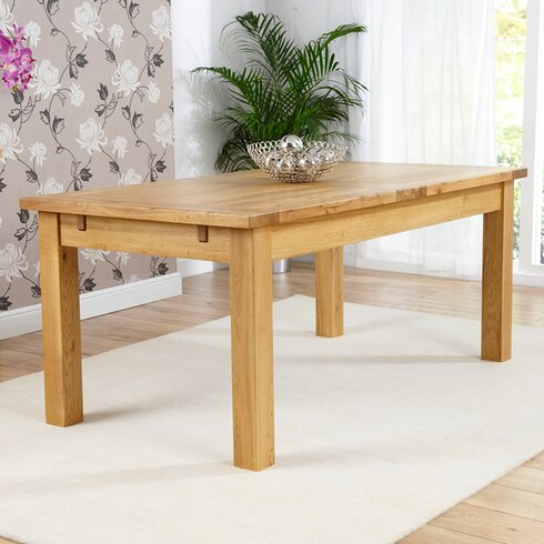 Ritual Extendable Dining Table and 8 Chairs