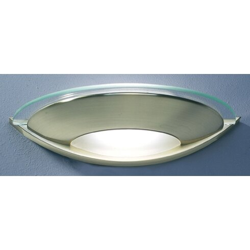 27cm Glass Bowl Wall Sconce Shade