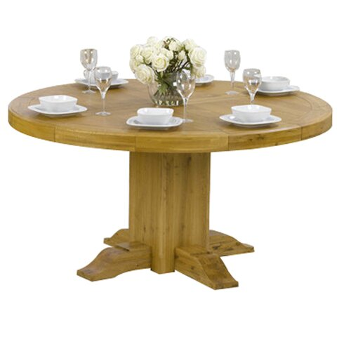Garda Extendable Dining Table and 4 Chairs