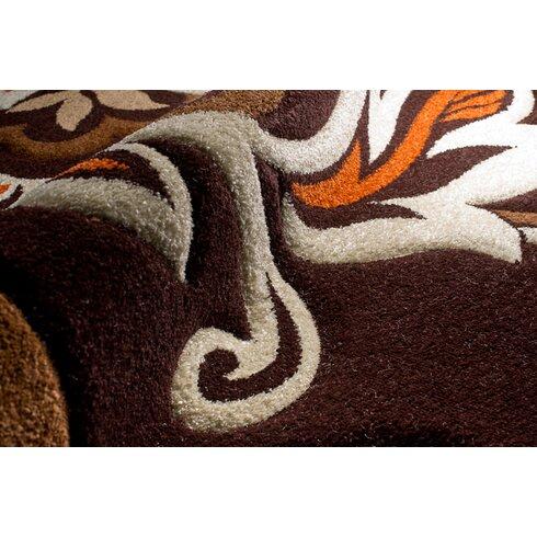 Garnet Mocha Area Rug
