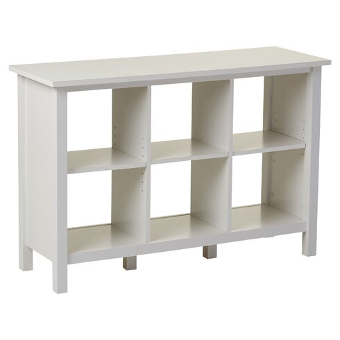 Broadview 30 6 Cube Unit Bookcase