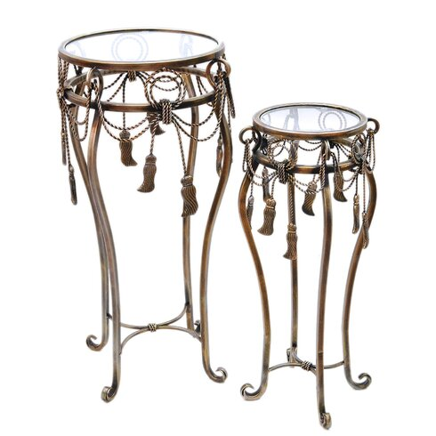 2 Piece Side Tables