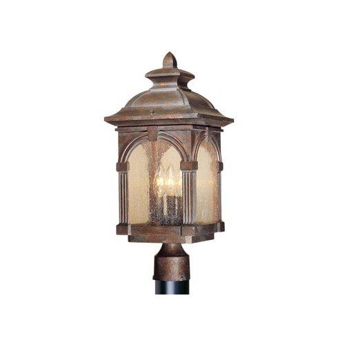 Essex Outdoor 3-Light Lantern Head