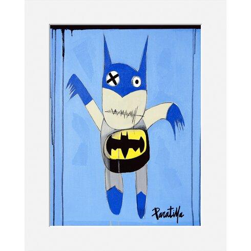 Bat by Paratilla Graphic Art