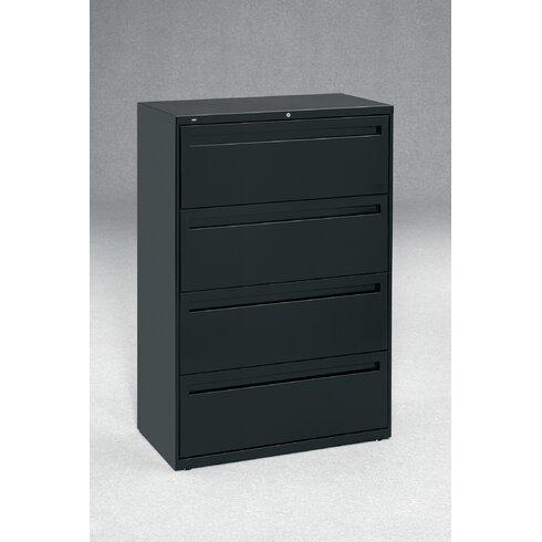 700 Series 4-Drawer File