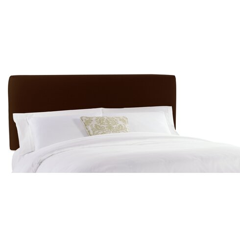 Slip Cover Upholstered Panel Headboard