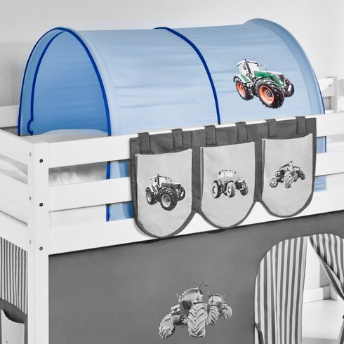 Tractor Bunk Bed Tunnel