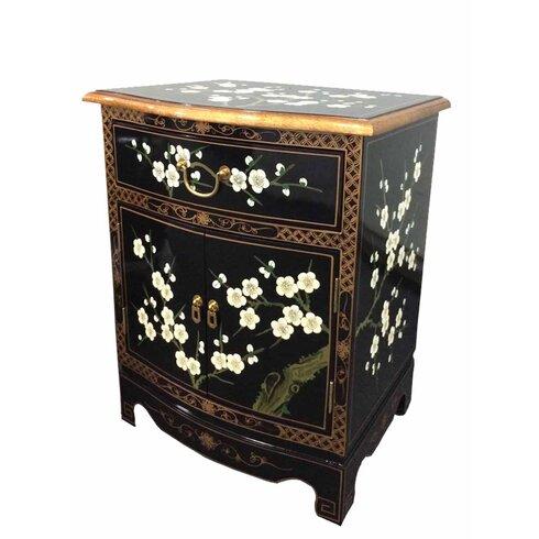 Blossom 1 Drawer Side Cabinet