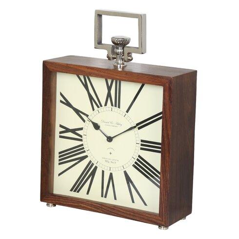 Rossberg Wood Clock