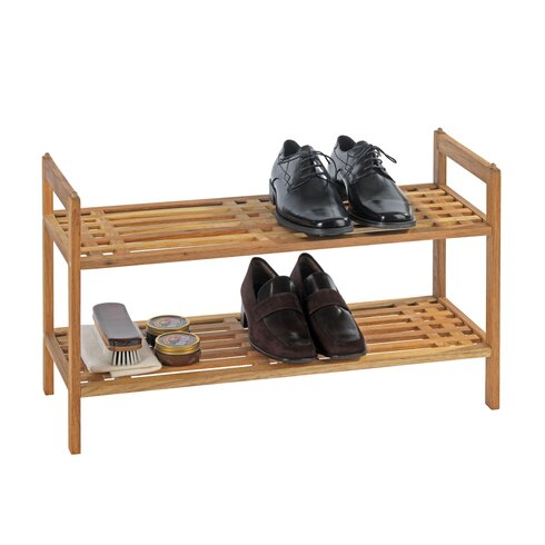 2 Tier Shoe Rack