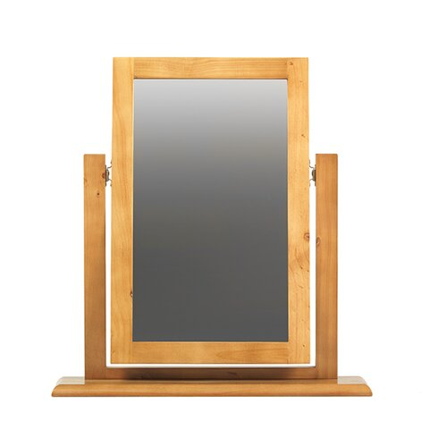 Chunky Rectangular Dressing Table Mirror
