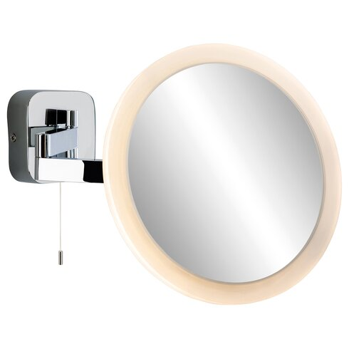 Magnifying LED Bathroom Mirror