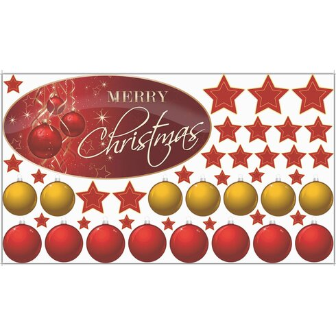 Glastattoo Merry Christmas