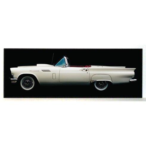 1957 Ford Thunderbird Cabriolet Painting Print