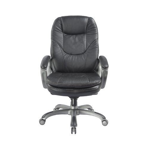Managers High-Back Leather Executive Chair