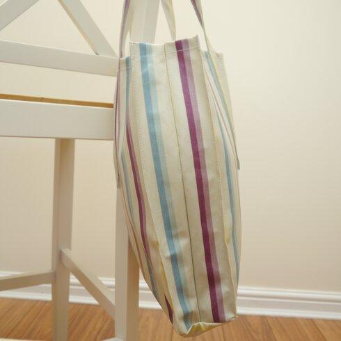 Amalfi Oil Cloth Bag