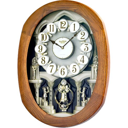 Joyful Encore Melody Wall Clock