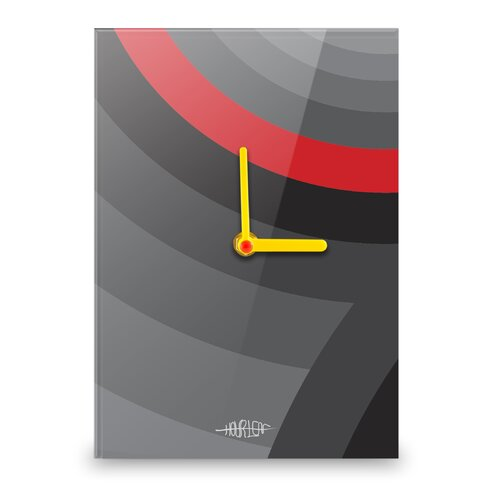 Standout II Wall Clock