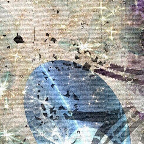Magic 3 Piece Graphic Art on Canvas Set