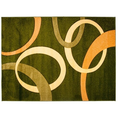 Apatite Green Area Rug