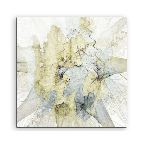 Enigma Abstrakt 1283 Framed Graphic Print on Canvas