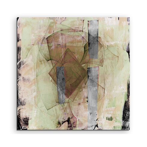 Enigma Abstrakt 746 Framed Graphic Print on Canvas