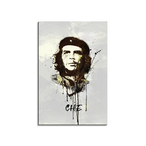 Che Enigma Framed Graphic Print on Canvas