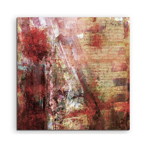 Enigma Abstrakt 885 Framed Graphic Print on Canvas