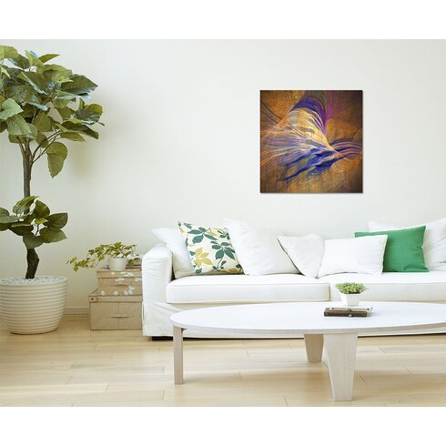 Enigma Abstrakt 101 Painting Print on Canvas