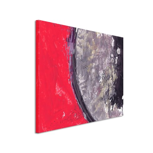 Enigma Abstrakt 630 Painting Print on Canvas