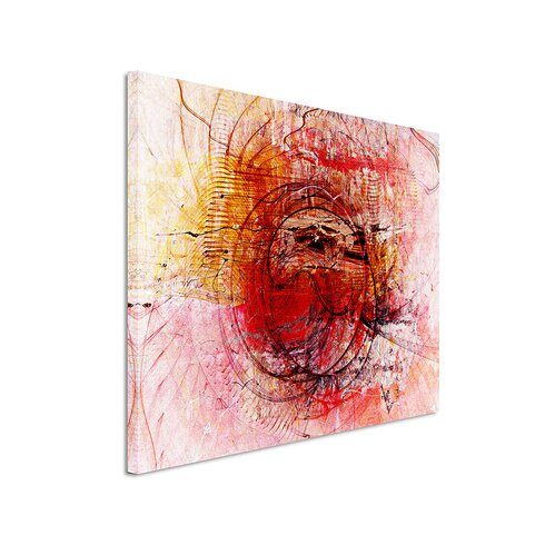 Enigma Abstrakt 1351 Painting Print on Canvas