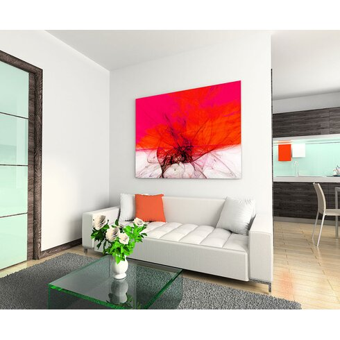 Enigma Abstrakt 311 Painting Print on Canvas