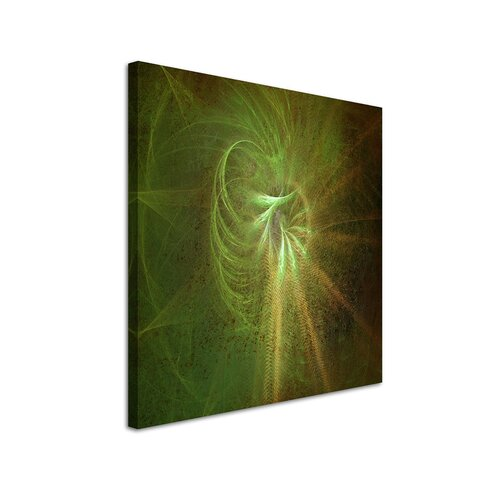 Enigma Abstrakt 1122 Painting Print on Canvas