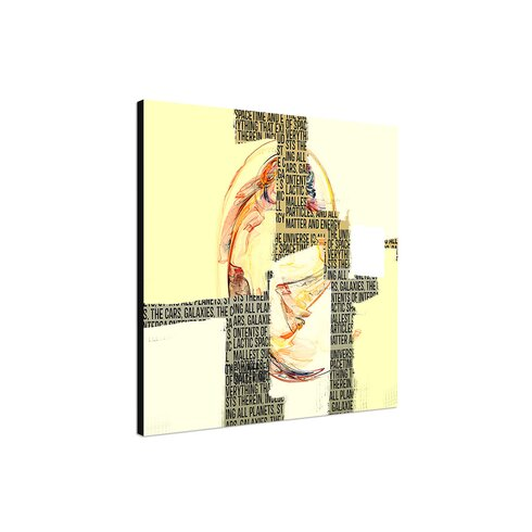 Enigma Abstrakt 291 Painting Print on Canvas