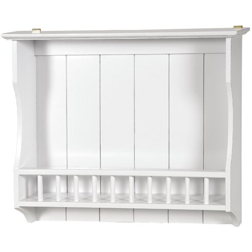 Romantic Tableware Shelf