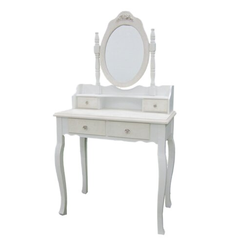 Eppinger Dressing Table with Mirror